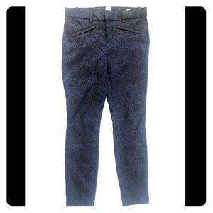 GAP Skinny Ankle Dress Pants 2R